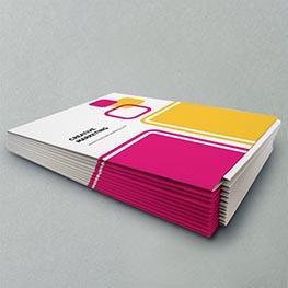 folders printed edinburgh